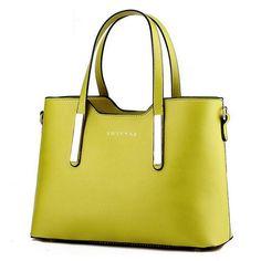 Women Top-handle Bag Shoulder Bags PU Leather Handbags Solid Tote Bolsas Feminina Borse Female Herald Fashion