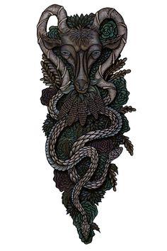 Another Illustration by Wolfbat Studios (Dennis McNett)