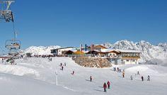 El Dominio de Ski Welt en Austria crece