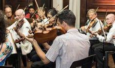 Espectáculos: este sábado la Orquesta de Cámara de San Telmo brindará un show