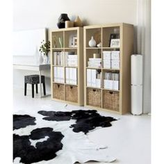 KALLAX Bookcase 2x4 Birch