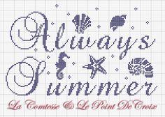 Lacomtesse: schemi free# Free cross stitch pattern