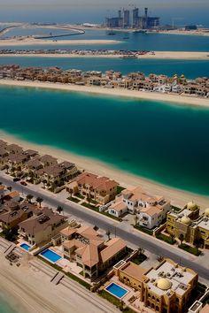 Dubai McMansion, Palm Jumeirah Villas