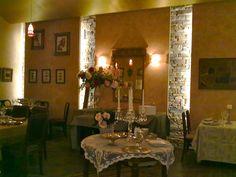 Giardino segreto ristorante Nettuno