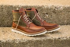 Image of Wolverine 2013 Fall/Winter No. 1883 Bento Boot
