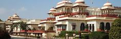 Rambagh Palace is located in central Jaipur, near to Birla Temple, Sawai Mansingh Stadium, and Museum of Indology.
