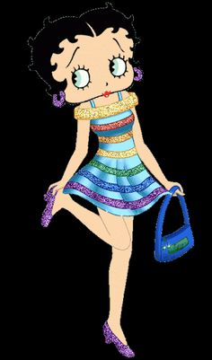 :: Forums :: check your private messages :: View topic - Betty Boop - gif Imagenes Betty Boop, Black Betty Boop, Animated Cartoon Characters, Cartoon Charecters, Boop Gif, Betty Boop Cartoon, Cartoon Girls, Betty Boop Pictures, Disney Cartoons