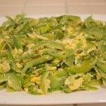 Bitter Melon with Scrambled Eggs Recipe