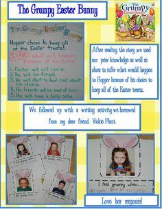 Golden Gang Kindergarten: The Grumpy Easter Bunny