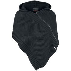 Zipper Poncho