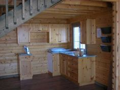 Northwest Cabins and Leisure - The Whistler 16 x 24 Cabin