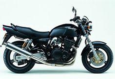 https://flic.kr/p/nM24vk | Suzuki GSX 750 Inazuma | 2000