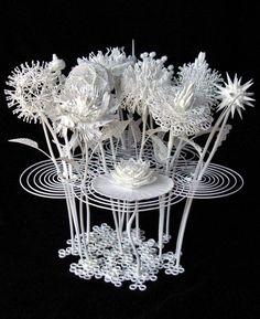 Mazzo di Fiori – Delicate and beautiful 3D printed flowers
