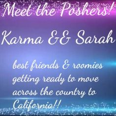 👋Meet the Poshers👋 Hiiiiii👋 I'm Sarah and I will be running this account. Due to selling on multiple sites, karma will be selling her handmade items through my account from now on. It's a lot easier for us to monitor every site. Her handmade items are at the bottom of my closet📦 Thank you in advance to all our buyers for helping us move, clear out our stuff and, best of all, donating to such a wonderful organization💛 The Lost Soul Other