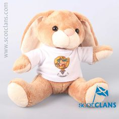 Soft Toy Bunny with