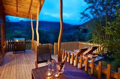 The Resurgence luxury eco-lodge New Zealand