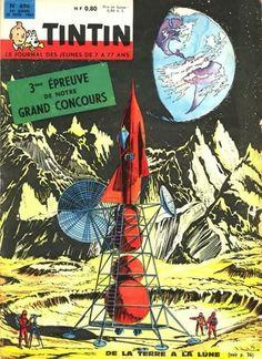 Journal de TINTIN édition Française - N° 696 du 22 Février 1962