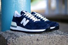 New Balance M990N Shoes in Navy Made in U s A | eBay