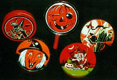 Halloween Tin and Metal - Page Two