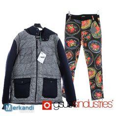 GSUS ingrosso abbigliamento donna e uomo #88845 | Stock abbigliamento | merkandi.it