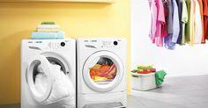 Návod • jak důkladně vyčistit pračku od všech skrytých nečistot
