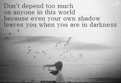 #shadow #quote