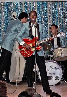 """""""This is for all you lovers out there"""" - Marvin Berry and the Starlighters"""
