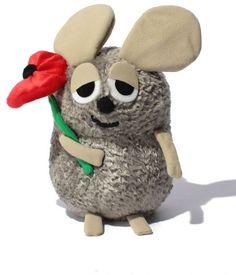 絵本作家レオ・レオニの作品に登場するねずみのフレデリック / Frederick the mouse plush toy on ShopStyle