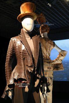 """Jungle urbaine - Collection """"Les Hussardes"""" 2003 - Exposition Jean Paul Gaultier - Grand Palais - Paris"""