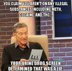 Drug Test Lies