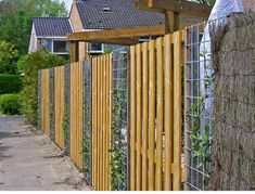 50 Ideas of Beautiful Fences in the Countryside, фото № 17