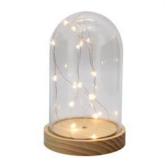 Lampe sous cloche à LED Réf. 22003799