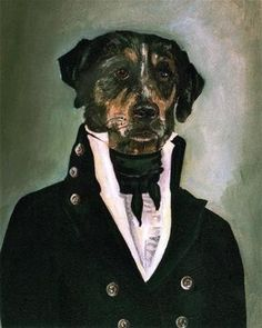 Krazy Kats Restaurant Dog Portraiture gallery.