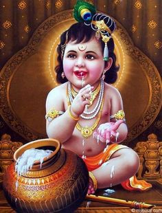 Lord Krishna Images, Photos Pictures HD Wallpapers | Sri krishna photos Baby Krishna, Little Krishna, Krishna Hindu, Cute Krishna, Lord Krishna Images, Radha Krishna Pictures, Hindu Deities, Sri Krishna Photos, Yashoda Krishna