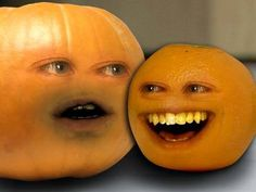 The Annoying Orange lol