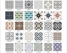 Tile Decals Tiles for Kitchen/Bathroom Back splash Floor | Etsy Floor Decal, Floor Stickers, Bathroom Stickers, Stair Stickers, Floor Wallpaper, Wallpaper Samples, Wallpaper Murals, Vinyl Wallpaper, 3d Design