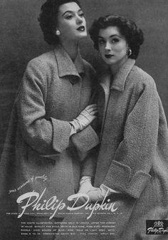 ♥ 1950s coat