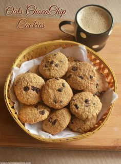 I love baking with oats and cookies are my weakness.Yesterday, I tried this oats choco chip cookies which turned out soo good that even mittu loved it.These cookies are crunchy and chewy perfect with a cup of coffee, truly my kind. There are various reasons for me to decide on a recipe for a day.Sometimes...Read More »