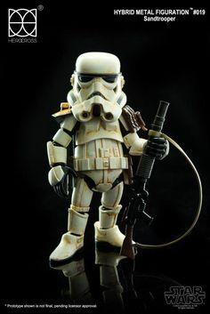Herocross HMF#019 Sandtrooper