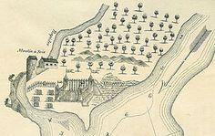Fort la Presentation-early map
