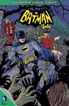 Weird Science: Batman '66 #48 Review