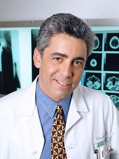 Meet someone famous ; Adam Arkin when he was on the tv show Chicago Hope - check