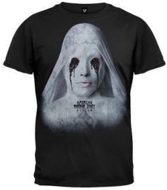 American Horror Story – Asylum Nun Soft T-Shirt   $17.95