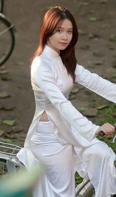 Vietnamese long dress