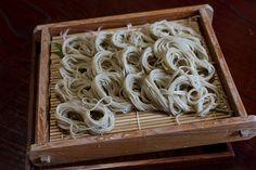 Buckwheat noodles #japan