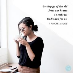 Let go of the old and embrace the new Positive Mindset, Positive Attitude, Todays Devotion, Encouragement For Today, Spiritual Words, Isaiah 43, Godly Woman, Proverbs 31, Negative Thoughts