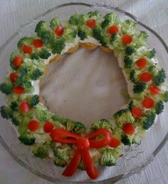 Christmas Wreath Appetizer Recipe