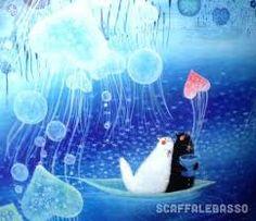 satoe tone - Cerca con Google Book Illustrations, Cat Art, Childrens Books, Alice, Cute Animals, Animation, Japanese, Comics, Drawings