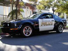 Cool Police Car