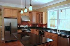 Kitchen Islands in Virginia